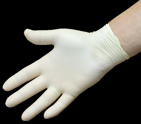 Einmalhandschuhe Latex ungepudert